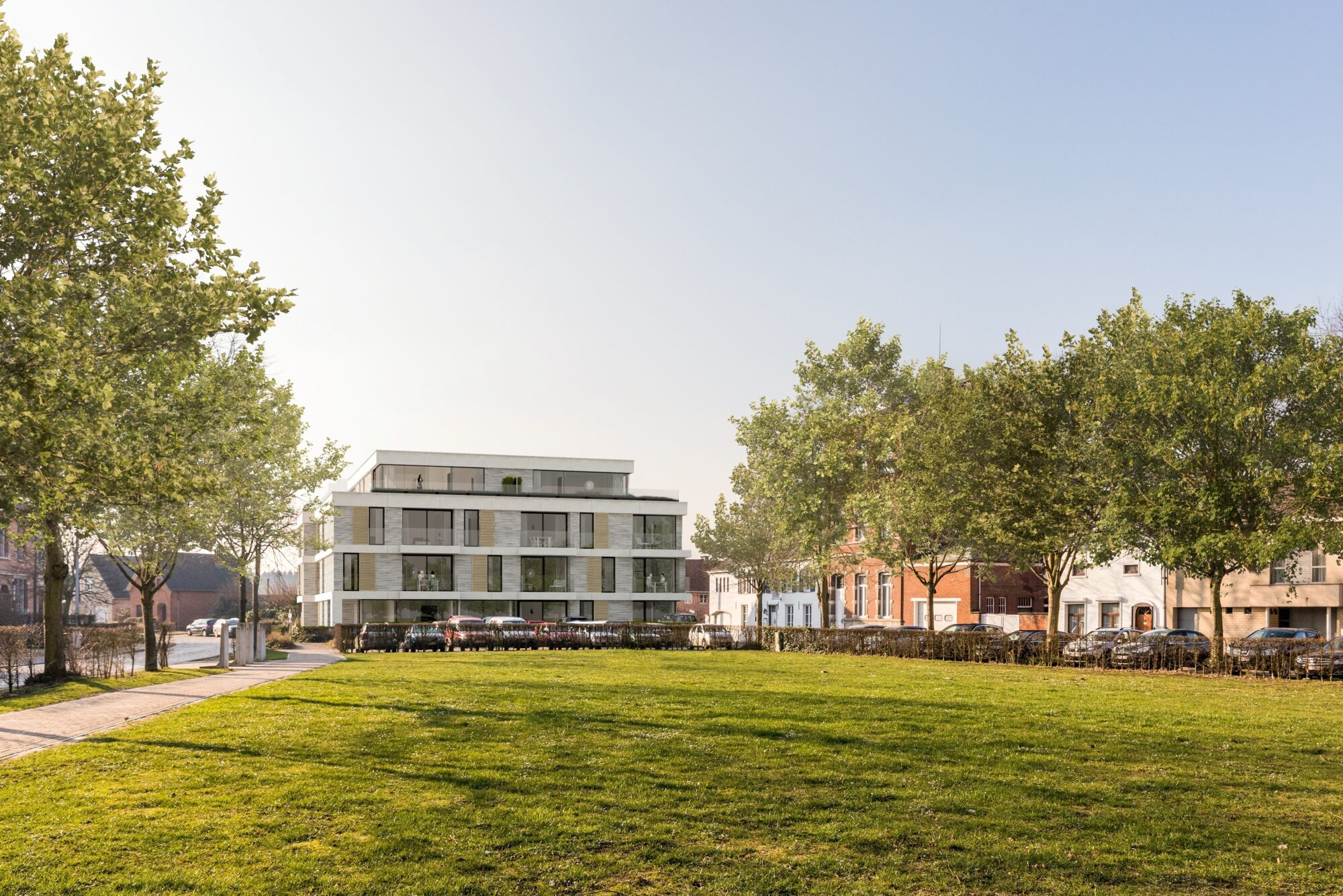 Oud Gemeentehuis Werchter Kolmont 3 Dext website